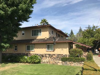 SANTA CLARA Multi Family Home For Sale: 171 Warren Dr