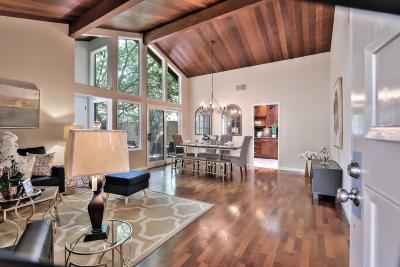 Cupertino Townhouse For Sale: 22991 Longdown Rd