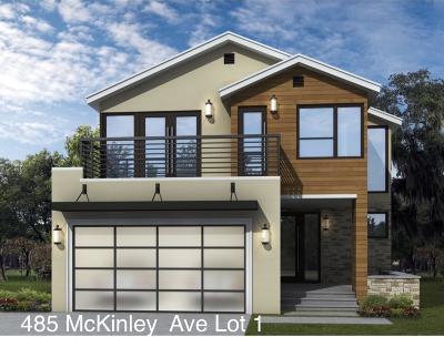 Sunnyvale Single Family Home For Sale: 485 & 487 E Mc Kinley Ave
