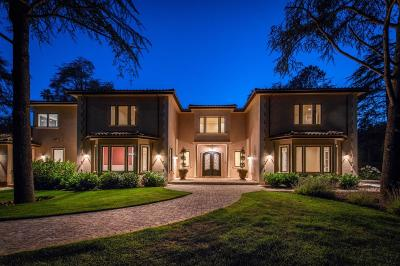 LOS ALTOS HILLS CA Single Family Home For Sale: $9,250,000