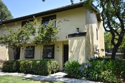 Newark Townhouse For Sale: 6270 Joaquin Murieta Ave E