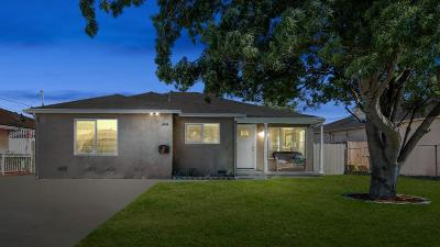 East Palo Alto Single Family Home For Sale: 244 Verbena Dr
