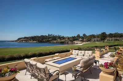Pebble Beach Single Family Home For Sale: Cypress Dr
