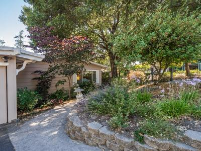 Scotts Valley Single Family Home Contingent: 552 Bean Creek Rd 92