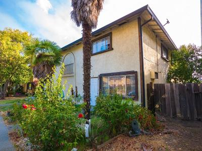 MORGAN HILL Multi Family Home For Sale: 16730 Barnell Ave