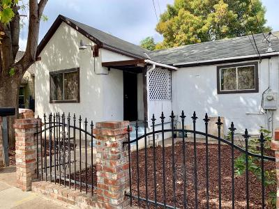 SAN JOSE Single Family Home For Sale: 111 Bellevue Ave