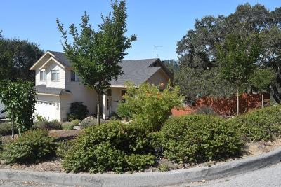 AROMAS CA Single Family Home For Sale: $859,000
