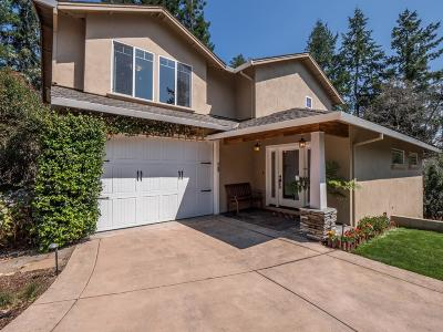 SANTA CRUZ Single Family Home For Sale: 122 Ponderosa Ct