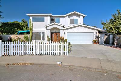 MILPITAS Single Family Home For Sale: 456 Lomer Way