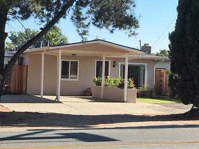 HOLLISTER Single Family Home For Sale: 1170 Sunnyslope Rd