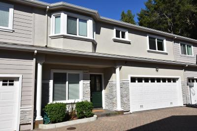 SARATOGA Townhouse For Sale: 20560 Arbeleche Ln