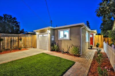 Redwood City Single Family Home For Sale: 3407 Jefferson Ave