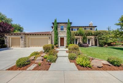 MORGAN HILL Single Family Home Contingent: 1525 Painted Feather Ct