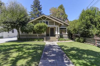 LOS GATOS Single Family Home For Sale: 235 Los Gatos Blvd