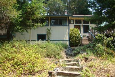 Mount Hermon Single Family Home For Sale: 7 Manzanita Ave