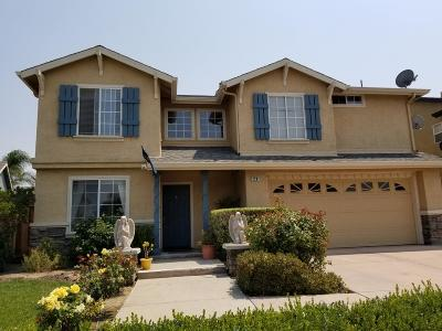 HOLLISTER CA Single Family Home For Sale: $639,000