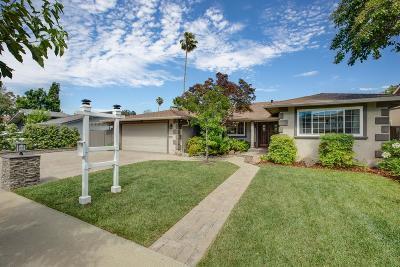 Single Family Home For Sale: 1352 Via De Los Reyes