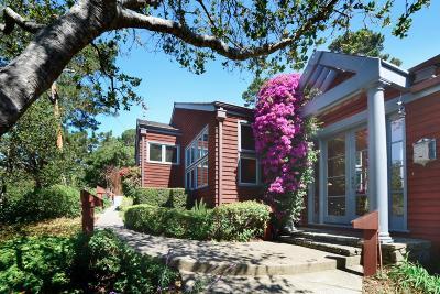 Carmel Single Family Home For Sale: 0 Lobos, NE Corner Of First St