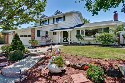 Santa Clara Rental For Rent: 2838 Ponderosa Way