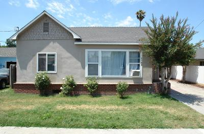 HOLLISTER CA Single Family Home For Sale: $599,500