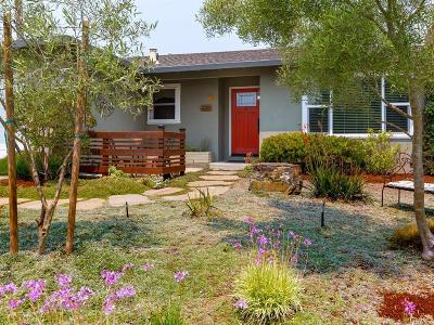 CAPITOLA Single Family Home For Sale: 308 Carl Ln