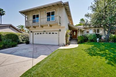 Cupertino, Sunnyvale Single Family Home For Sale: 1782 Lamont Ct