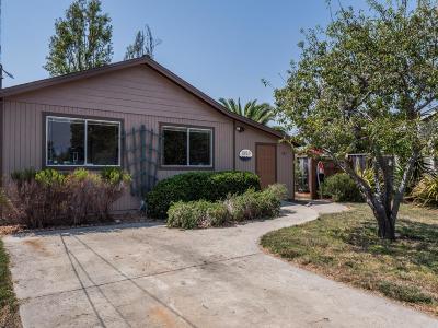 Santa Cruz Single Family Home For Sale: 227 Fair Ave