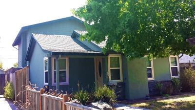Santa Cruz Single Family Home For Sale: 440 Morrissey Blvd