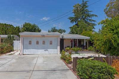 Mountain View Single Family Home For Sale: 394 Farley St