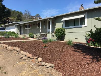 Santa Cruz Single Family Home For Sale: 3520 Winkle Ave