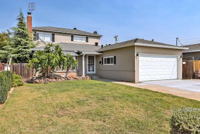 SAN JOSE Single Family Home For Sale: 840 Corlista Dr