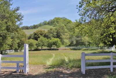 Santa Clara County Residential Lots & Land For Sale: 0 Twin Oaks Dr