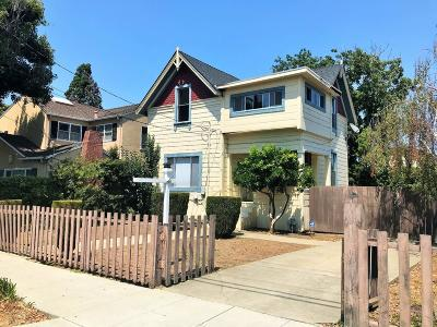 SAN MATEO Residential Lots & Land For Sale: 114 N Claremont St