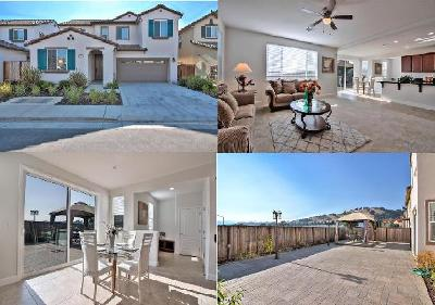 Gilroy Single Family Home For Sale: 1840 Rosemary Dr