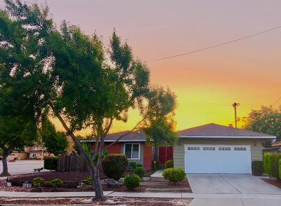 SAN JOSE Single Family Home For Sale: 6099 Salida Del Sol