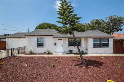 Sunnyvale Single Family Home For Sale: 399 N Sunnyvale Ave