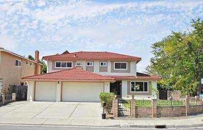 SAN JOSE Single Family Home For Sale: 1149 Summerdale Dr
