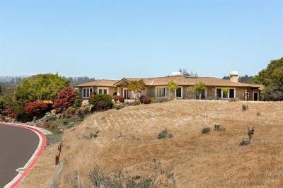 Santa Cruz County Single Family Home For Sale: 304 Ventana Way
