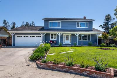 MOUNTAIN VIEW Single Family Home For Sale: 341 Chatham Way