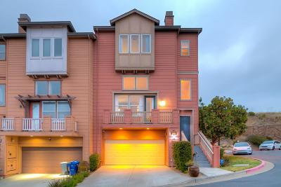 South San Francisco Single Family Home For Sale: 50 Mandalay Pl