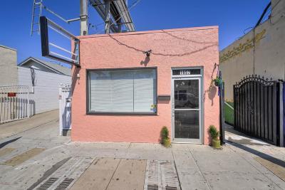 SAN JOSE Multi Family Home For Sale: 1657 Alum Rock Ave