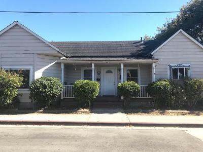 SANTA CRUZ Single Family Home For Sale: 510 Murray St