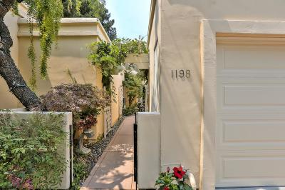 MOUNTAIN VIEW Single Family Home For Sale: 1198 Maria Privada