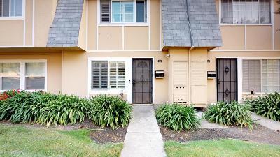SAN JOSE Townhouse For Sale: 453 Don Edgardo Ct