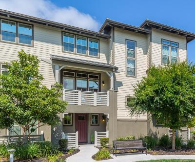 SAN MATEO Townhouse For Sale: 2831 Alvarado Ave