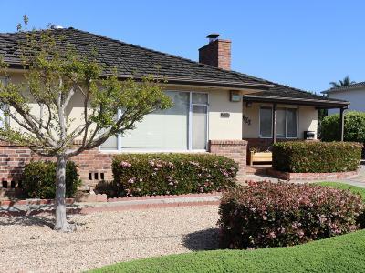 SAN JOSE Single Family Home For Sale: 790 Boynton Ave