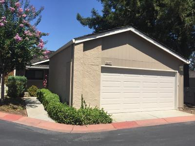 SAN JOSE Townhouse For Sale: 6639 Bunker Hill Ct