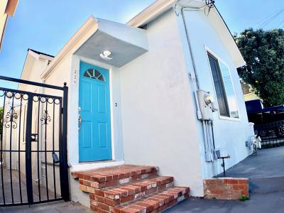 SOUTH SAN FRANCISCO Single Family Home For Sale: 229 Juniper Ave