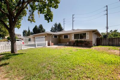 MILPITAS Single Family Home For Sale: 95 Heath St