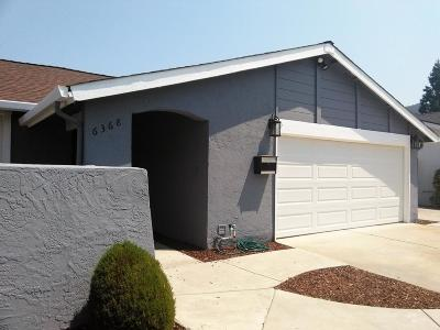 SAN JOSE Single Family Home For Sale: 6368 Pearlroth Dr